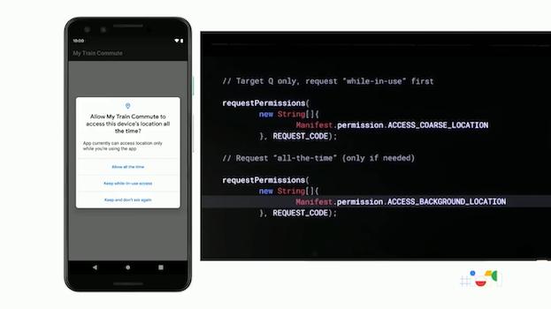 نکات کلیدی اندروید ۱۰ برای توسعه دهندگان