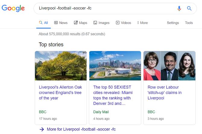 ترفند مهم برای جستجو در گوگل