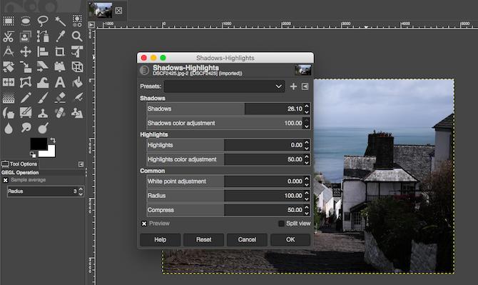 حذف سایه عکس با فتوشاپ