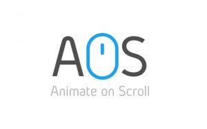 متحرک سازی عناصر صفحه وب در هنگام اسکرول — راهنمای کاربردی