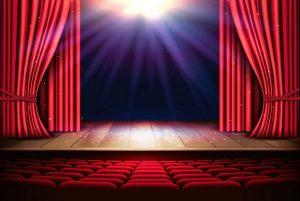 طراحی صحنه نمایش در ایلاستریتور — راهنمای گام به گام