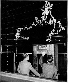 آزمایش انجام شده توسط شرکت جنرال الکتریک برای بررسی تاثیر نویز در مدولاسیون دامنه و فرکانس