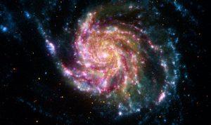 کهکشان فرفره — تصویر نجومی روز