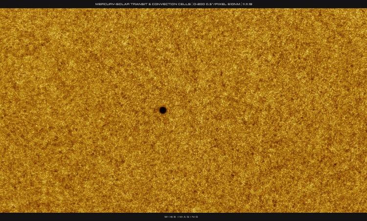 شبح عطارد -- تصویر نجومی روز