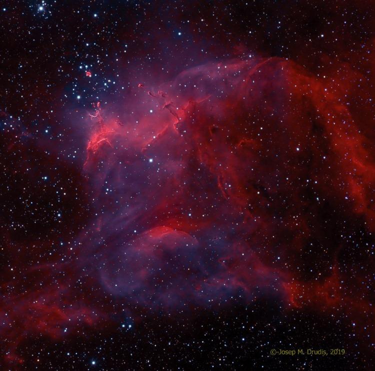 خوشه ستاره ای NGC 3572
