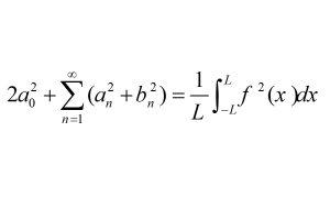 رابطه پارسوال در سری فوریه – از صفر تا صد (+ دانلود فیلم آموزش رایگان)