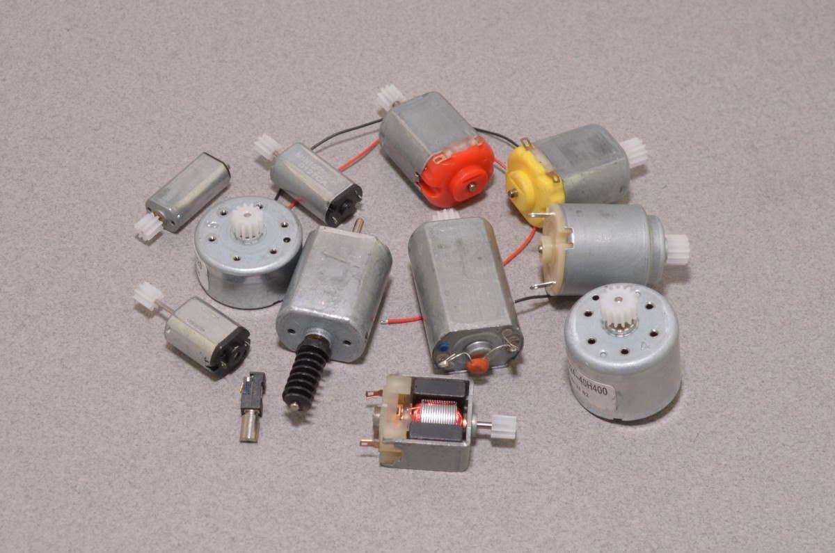 انواع موتور DC — راهنمای جامع