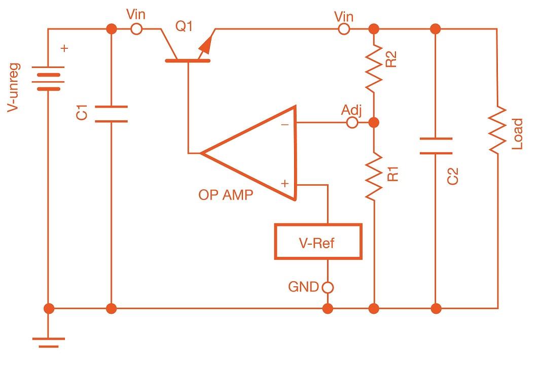 رگولاتور ولتاژ — از صفر تا صد