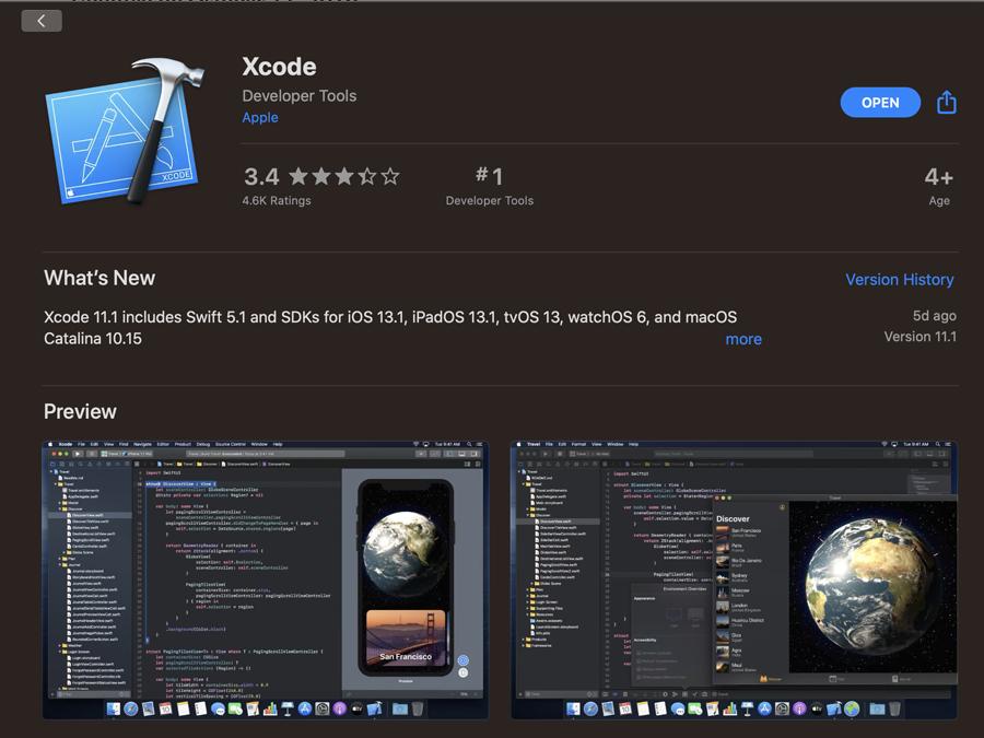 ساخت اپلیکیشن چت برای iOS با SwiftUI