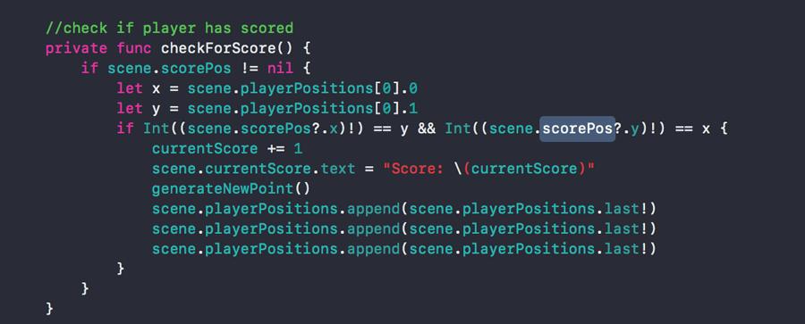 ساخت بازی برای iOS با SpriteKit