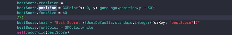 ساخت بازی برای iOS