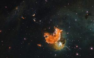 ابرنواختر N63A — تصویر نجومی روز