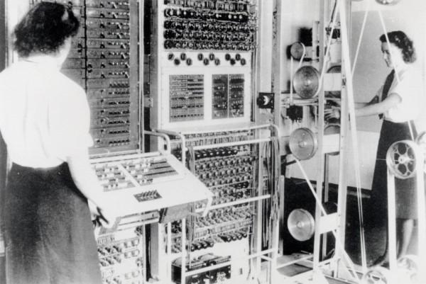 کامپیوتر Colossus