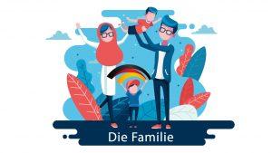 اعضای خانواده در زبان آلمانی — آموزک [ویدیوی آموزشی]