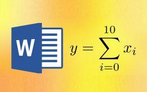 نوشتن فرمول در ورد — به زبان ساده (+ فیلم آموزش رایگان)