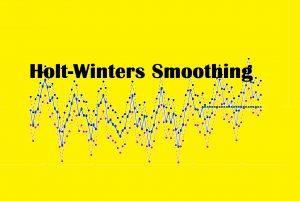 مدل هولت وینترز (Holt-Winters) در سری زمانی — راهنمای کاربردی