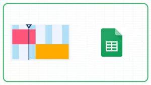 رسم نمودار گانت در گوگل شیت — به زبان ساده