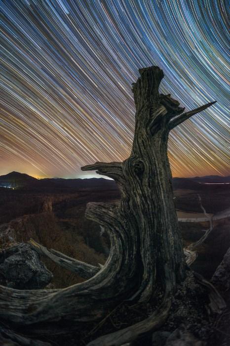 رد ستارگان -- تصویر نجومی روز