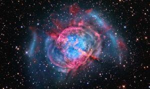 سحابی دمبل (Dumbbell Nebula) — تصویر نجومی روز
