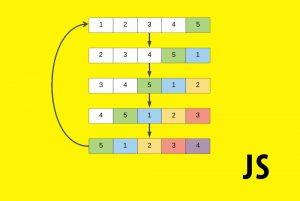 سه روش برای چرخش آرایه ها در جاوا اسکریپت — راهنمای کاربردی