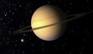 فضاپیمای کاسینی — تصویر نجومی روز