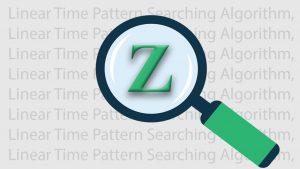 الگوریتم Z (جستجوی الگو با زمان خطی) — راهنمای کاربردی