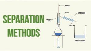 روشهای جداسازی مواد در شیمی — از صفر تا صد