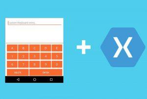 ساخت کیبورد سفارشی برای اندروید با Xamarin Forms — از صفر تا صد