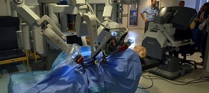 ربات جراحی