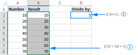divide-column-number-paste-special