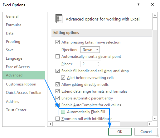 enable-disable-flash-fill-excel