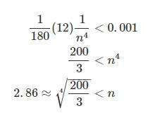 انتگرال عددی