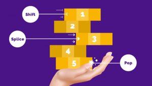 چهار روش برای حذف مقادیر آرایه در جاوا اسکریپت — به زبان ساده