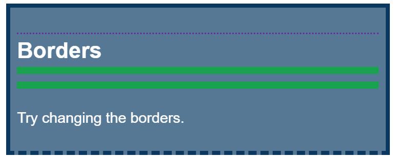 پسزمینه و حاشیه در CSS
