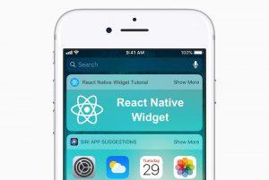 ساخت ویجت با React Native برای iOS و اندروید — از صفر تا صد