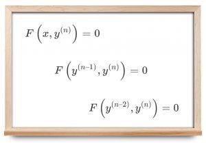 حل معادله دیفرانسیل با انتگرال گیری — از صفر تا صد