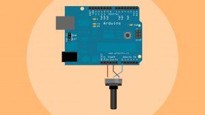 ورودی آنالوگ در Arduino — راهنمای کاربردی