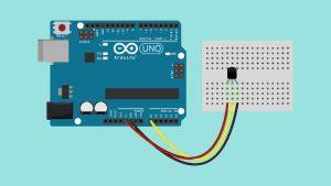 اندازهگیری دما با Arduino — راهنمای کاربردی