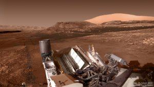 سطح مریخ — تصویر نجومی روز