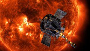 باد خورشیدی — تصویر نجومی روز