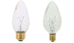 لامپ سری F