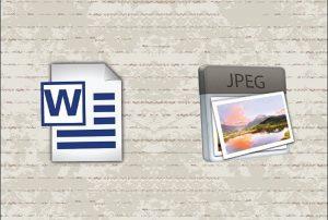 ذخیره فایل ورد به صورت JPEG — به زبان ساده