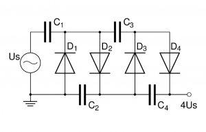 مدار ضرب کننده ولتاژ — از صفر تا صد (+ دانلود فیلم آموزش رایگان)
