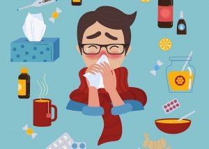 سرماخوردگی چیست؟ — به زبان ساده