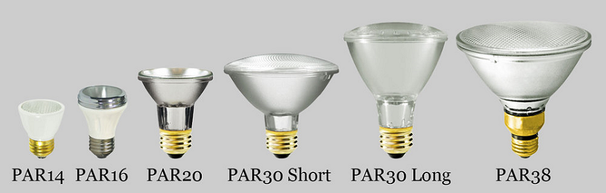 لامپ سری PAR