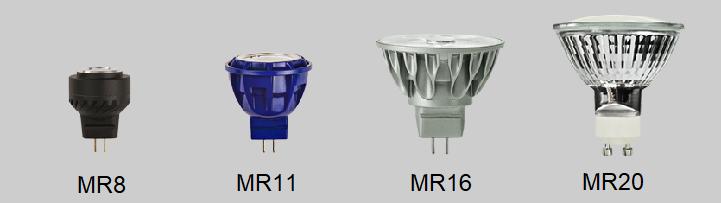 لامپ سری MR