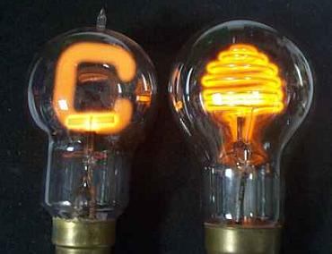 لامپ نئون