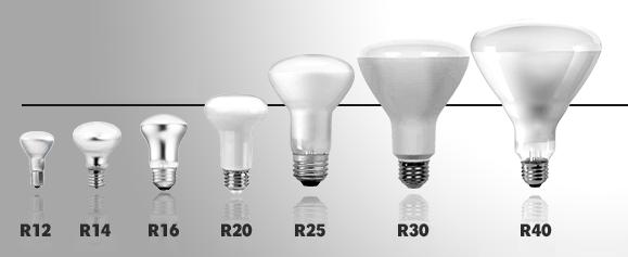 لامپ سری R