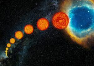 چرخه حیات ستارگان — به زبان ساده