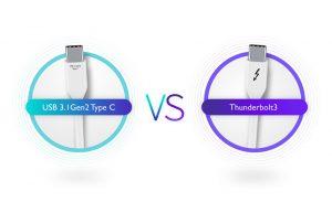 تفاوت تاندربولت ۳ با USB-C چیست؟
